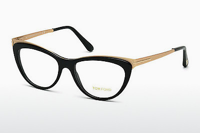 Eyewear Tom Ford FT5373 001 - Black, Shiny