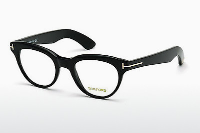 Eyewear Tom Ford FT5378 001 - Black, Shiny