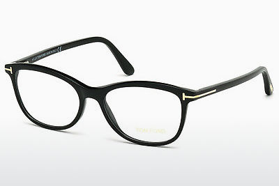 Eyewear Tom Ford FT5388 001 - Black, Shiny