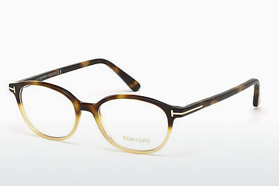 Eyewear Tom Ford FT5391 053 - Havanna, Yellow, Blond, Brown