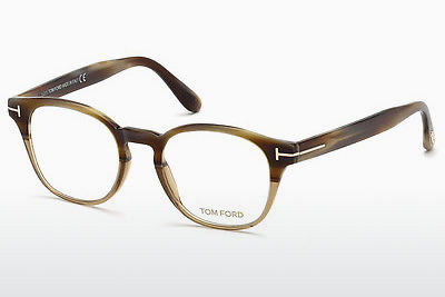 Eyewear Tom Ford FT5400 65A - Horn, Horn, Brown
