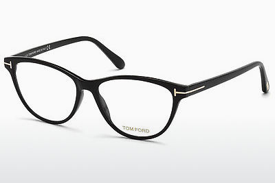 Eyewear Tom Ford FT5402 001 - Black, Shiny