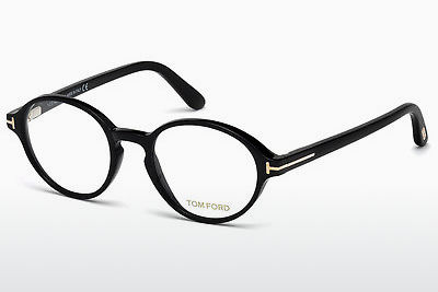 Eyewear Tom Ford FT5409 001 - Black, Shiny