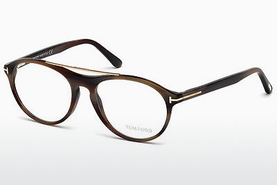 Eyewear Tom Ford FT5411 062 - Brown, Horn, Ivory