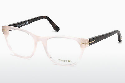 चश्मा Tom Ford FT5433 072 - सुनहरा, Rosa