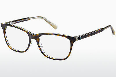 Eyewear Tommy Hilfiger TH 1234 1IL - Brown, Havanna
