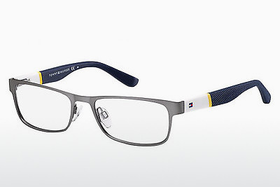 Eyewear Tommy Hilfiger TH 1284 FO5 - Silver, White, Yellow, Blue