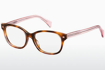 Eyewear Tommy Hilfiger TH 1439 LQ8 - Pink, Brown, Havanna