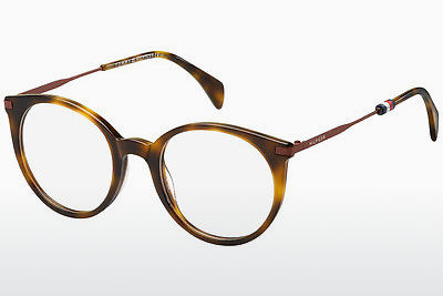 Eyewear Tommy Hilfiger TH 1475 SX7 - Brown, Havanna