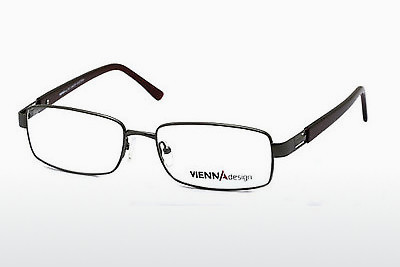 Eyewear Vienna Design UN380 01 - Grey, Gunmetal