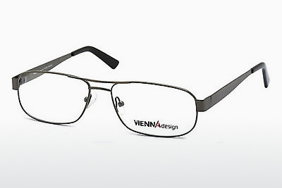 Eyewear Vienna Design UN382 03 - Grey, Gunmetal