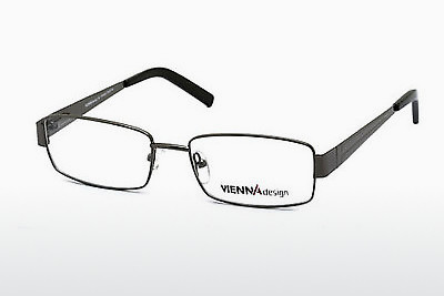 Eyewear Vienna Design UN383 03 - Grey, Gunmetal