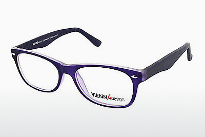 Eyewear Vienna Design UN500 15 - Purple