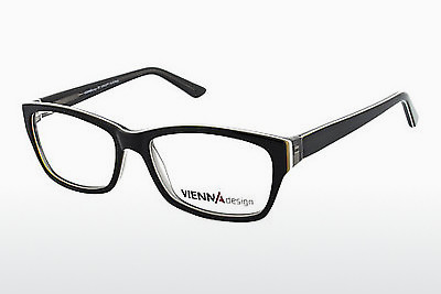 Eyewear Vienna Design UN526 01 - Black