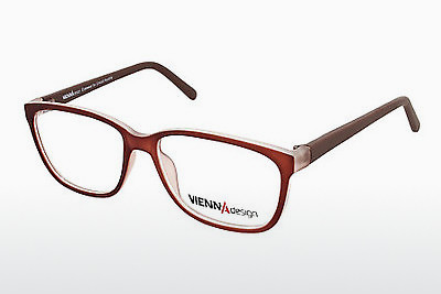 Eyewear Vienna Design UN528 13 - Red