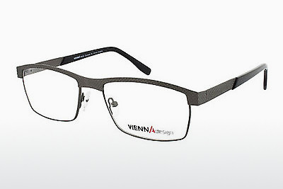 Eyewear Vienna Design UN533 03 - Grey, Gunmetal