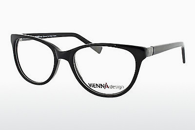 Eyewear Vienna Design UN543 01 - Black