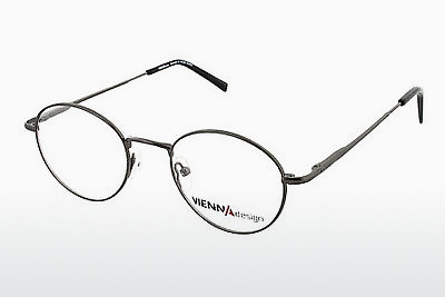 Eyewear Vienna Design UN562 01 - Grey, Gunmetal