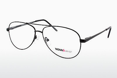 Eyewear Vienna Design UN582 01 - Black
