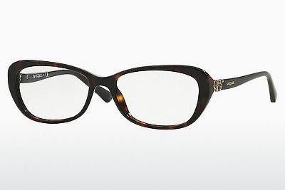 Eyewear Vogue VO2909 W656 - Brown, Havanna
