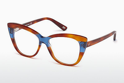 चश्मा Web Eyewear WE5197 053 - हवाना, Yellow, Blond, Brown
