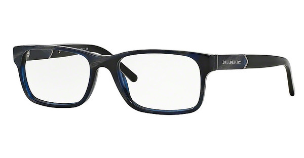 Burberry BE2150 3419 BLUE HORN