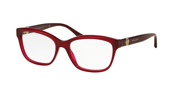 Bvlgari BV4115 5333 TRANSPARENT RED