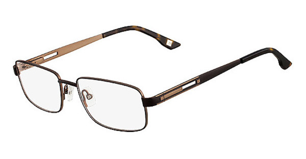 MarchonNYC M-FULTON 210 SATIN BROWN