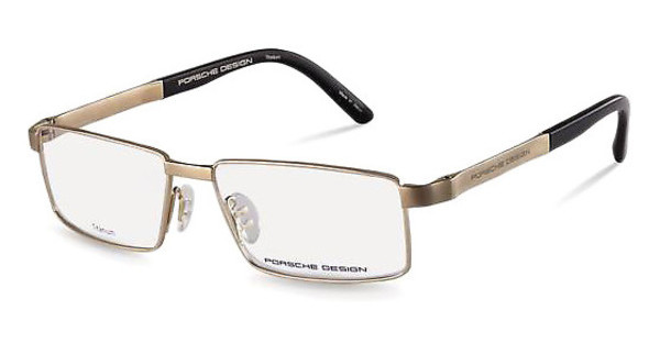 Porsche Design P8115 A light gold mat