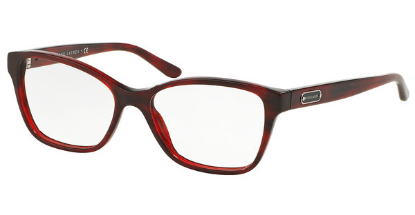 Ralph Lauren RL6129 5522 STRIPPED RED HAVANA