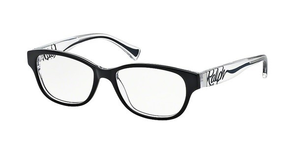 Ralph RA7055 541 BLACK/TRANSPARENT