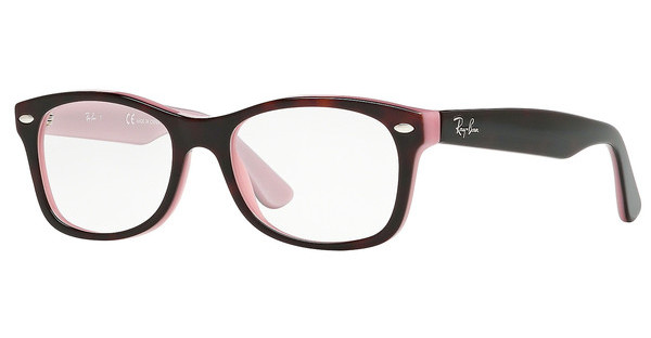Ray-Ban Junior RY1528 3580 TOP AVANA/OPALINE PINK