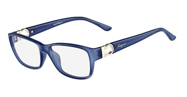 Salvatore Ferragamo SF2666R 414 BLUE NAVY