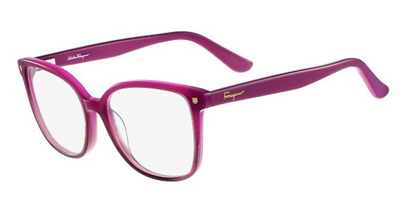 Salvatore Ferragamo SF2732 527 GRADIENT CYCLAMINE PLUM