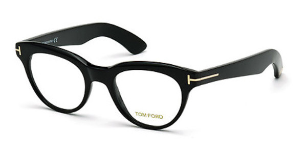 Tom Ford FT5378 001 schwarz glanz