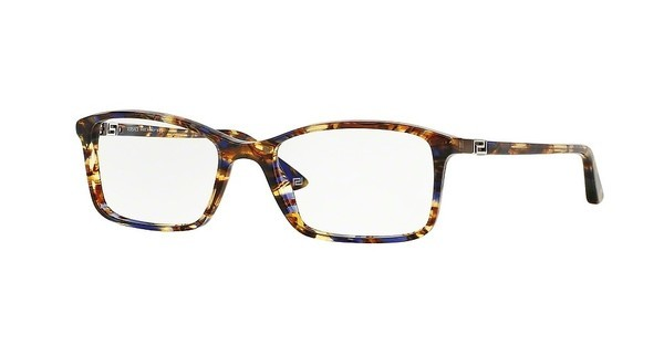 Versace VE3163 992 STRIPED BROWN/HONEY/BLUE