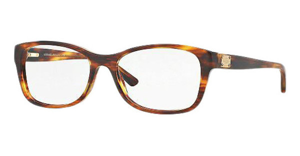 Versace VE3184 163 STRIPED HAVANA