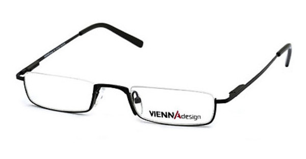 Vienna Design UN385 01 semi-matt black