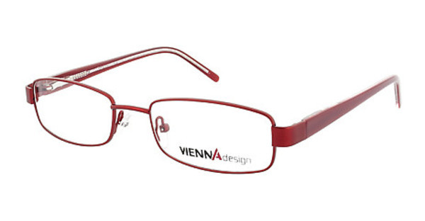 Vienna Design UN486 01 semimatt red