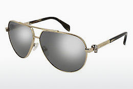 Ophthalmic Glasses Alexander McQueen AM0018S 005 - Gold