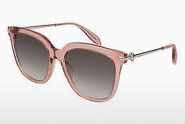 Ophthalmic Glasses Alexander McQueen AM0107S 004 - Pink