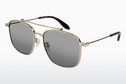 Ophthalmic Glasses Alexander McQueen AM0124SK 002 - Gold