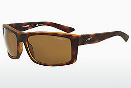 Ophthalmic Glasses Arnette CORNER MAN (AN4216 232183) - Brown, Havanna