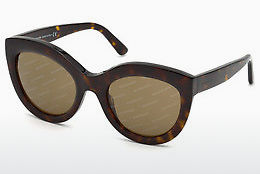 Ophthalmic Glasses Balenciaga BA0133 52E - Brown, Havanna