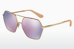 Ophthalmic Glasses Dolce & Gabbana DG2157 12945R - Pink, Gold