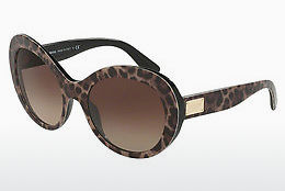 Ophthalmic Glasses Dolce & Gabbana DG4295 199513 - Brown, Leopard