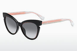 Ophthalmic Glasses Fendi FF 0132/S N7A/JJ - Black, Pink