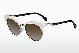 Ophthalmic Glasses Fendi FF 0229/S VK6/81 - White