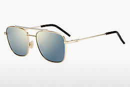 Ophthalmic Glasses Fendi FF M0008/S 3YG/JO - Gold