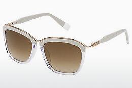 Ophthalmic Glasses Furla SFU035 01G5 - White